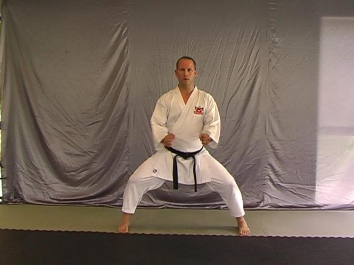 Kiba Dachi - Karate Cosmos Wiki